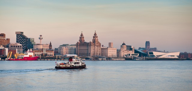 Iconic Liverpool skyline_130521815