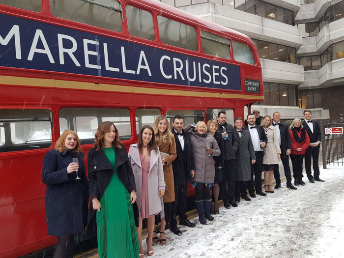 Marella Cruises Awarded 'Best for Entertainment' at 2018 Wave Awards