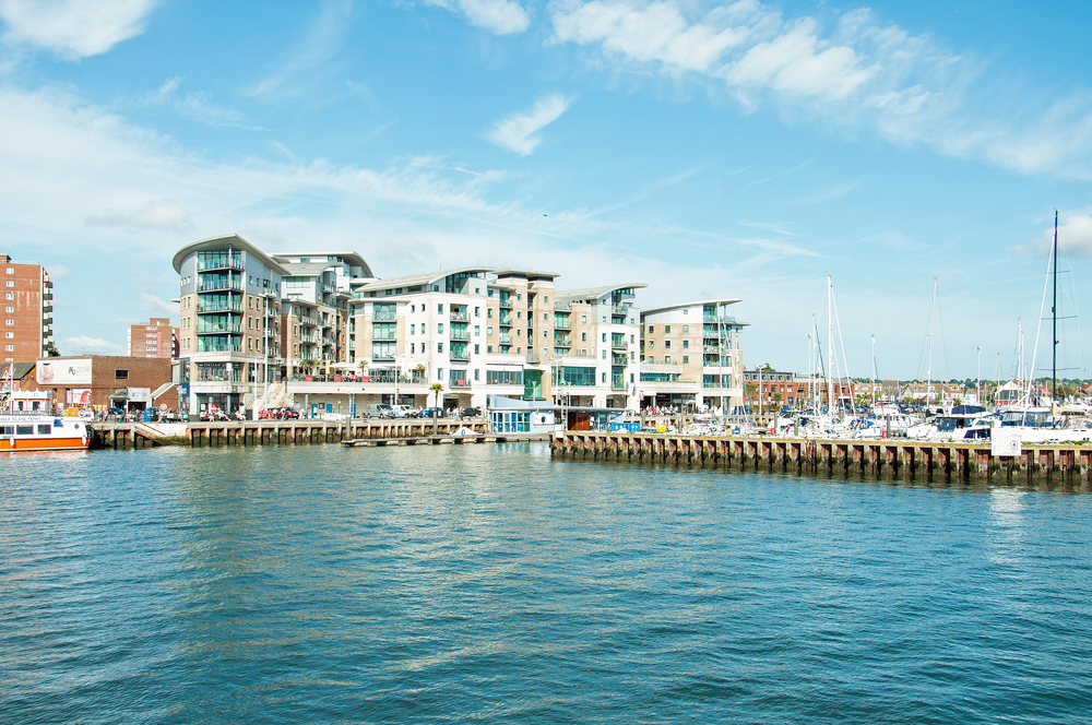 Poole Harbour Open £10 Million New Cruise Berth!